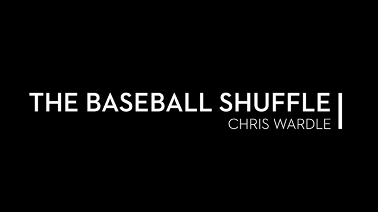 The Baseball Shuffle by Chris Wardle video DOWNLOAD