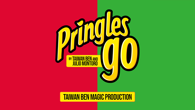 Pringles Go (Red to Yellow) - Taiwan Ben and Julio Montoro