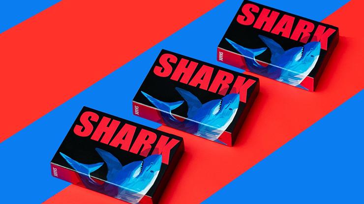 Shark Playing Cards - Riffle Shuffle