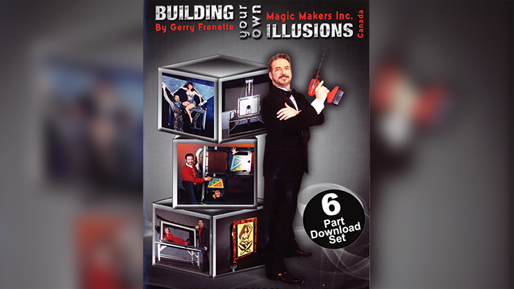 Building Your Own Illusions The Complete Video Course by Gerry Frenette video DOWNLOAD