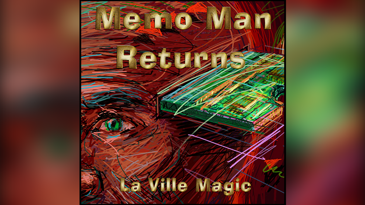 Memo Man Returns by Lars Laville / Laville Magic video DOWNLOAD