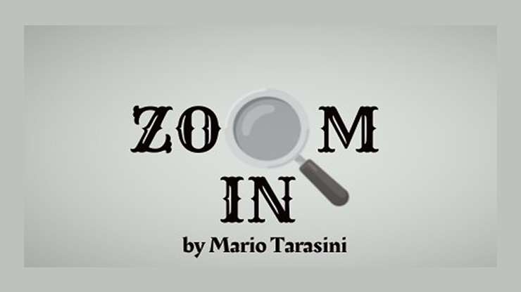 Zoom In by Mario Tarasini video DOWNLOAD