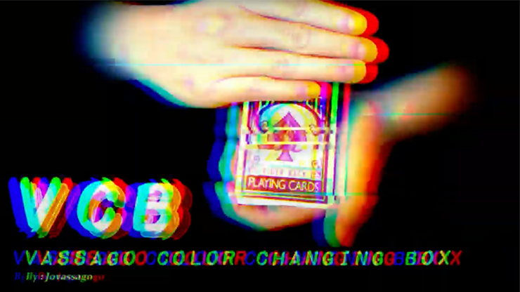 Vassago Color Changing Box by Jo Vassago video DOWNLOAD