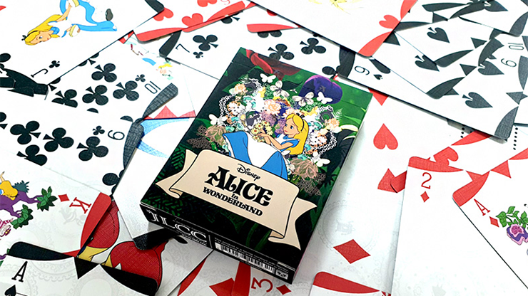 Alice in Wonderland Deck by JL Magic
