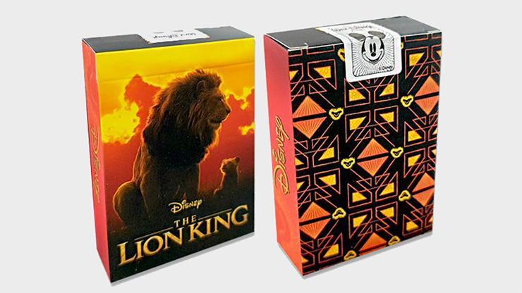 Lion King Deck - JL Magic