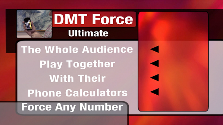 DMT Force by Matteo Babini video DOWNLOAD