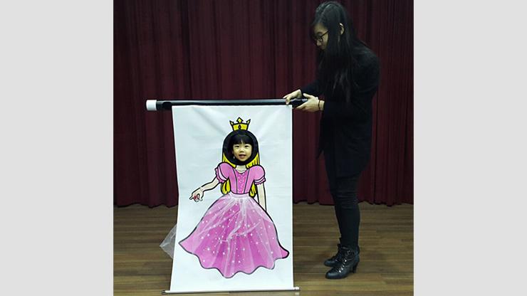 Character Wand (Princess) - JL Magic