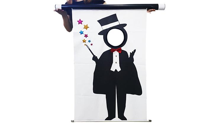 Character Wand (Magician) by JL Magic