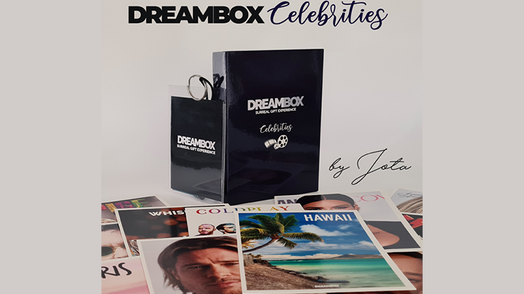 DREAM BOX (Gimmick and Online Instructions)