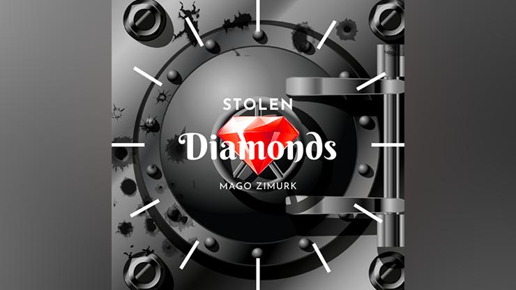STOLEN DIAMONDS - Magician Zimurk