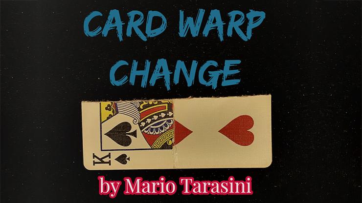 Card Warp Change - Mario Tarasini video DOWNLOAD