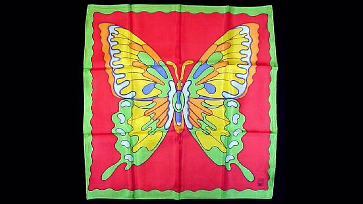 Rice Picture Silk 18 (Butterfly) - Silk King Studios