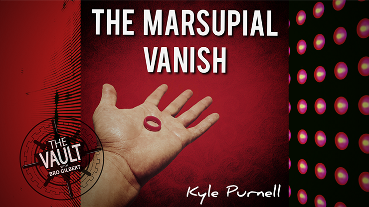 The Vault The Marsupial Vanish by Kyle Purnell video DOWNLOAD