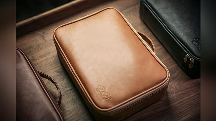 Luxury CloseUp Bag (Camel Brown) - TCC