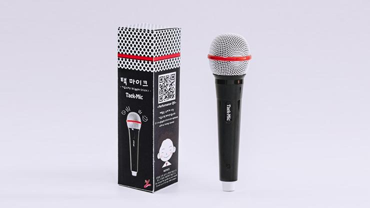 Microphone (Giggle Stick) by JL Magic - Trick