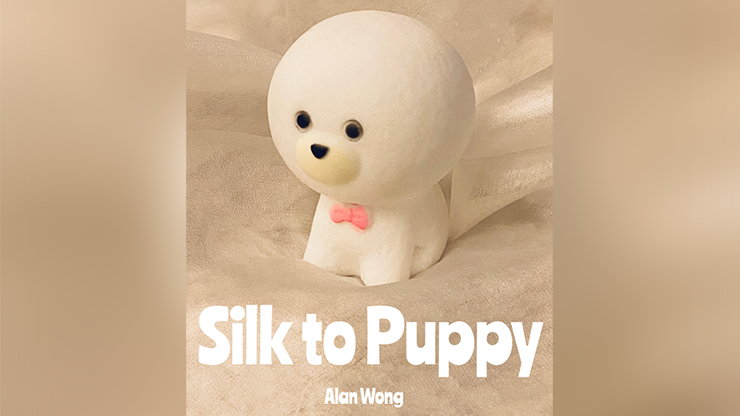 Silk to PUPPY by Alan Wong - Trick
