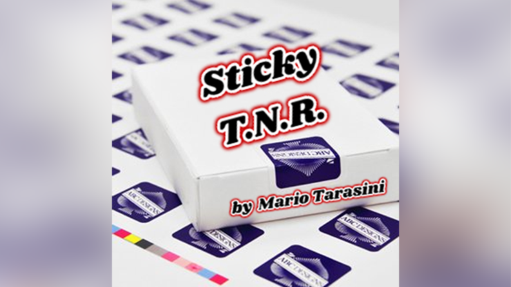 Sticky T.N.R. - Mario Tarasini video DOWNLOAD