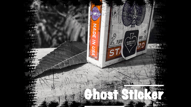 Ghost Sticker By Alfred Dockstader video DOWNLOAD