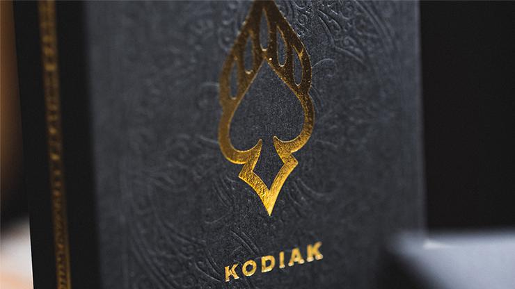 Kodiak Playing Cards - - Jody Eklund