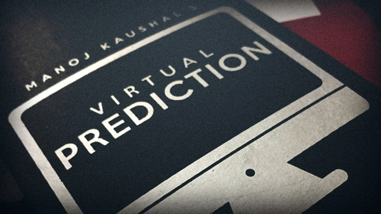 VIRTUAL PREDICTION (Gimmick and Online Instructions) - Manoj Kaushal