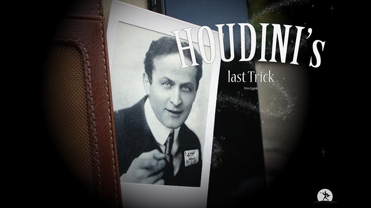 Houdinis Last  (Gimmicks and Online Instructions) - Peter Eggink