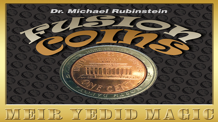 Fusion Coins Quarter by Dr. Michael Rubinstein