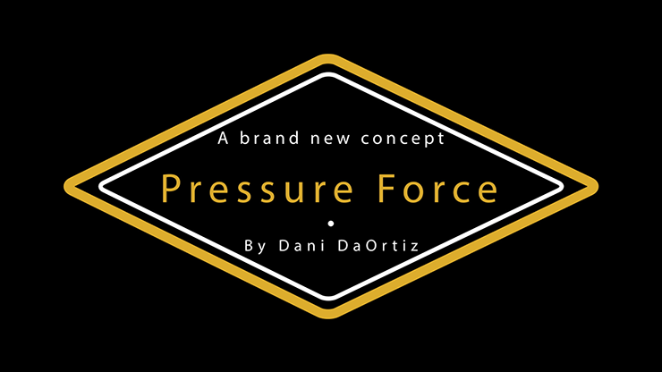 Pressure Force by Dani DaOrtiz video DOWNLOAD