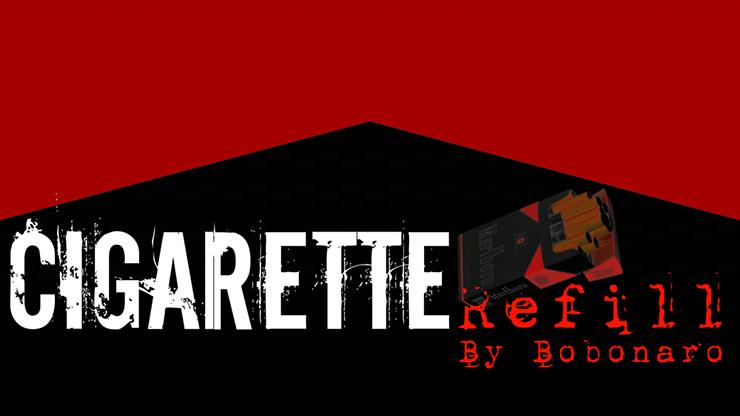 CIGARETTE REFILL by Bobonaro video DOWNLOAD