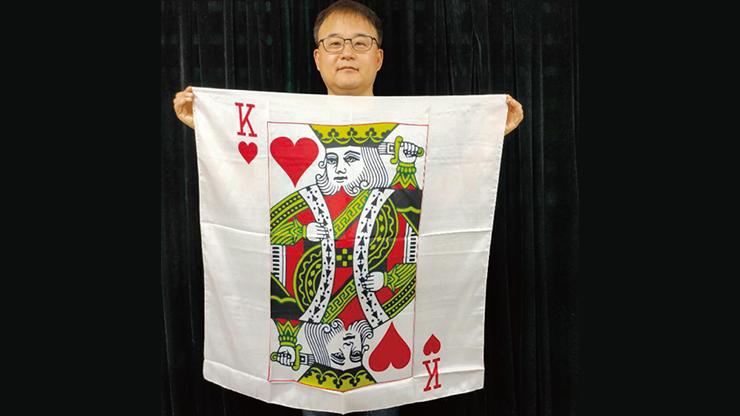 King Card Silk 36 - JL Magic