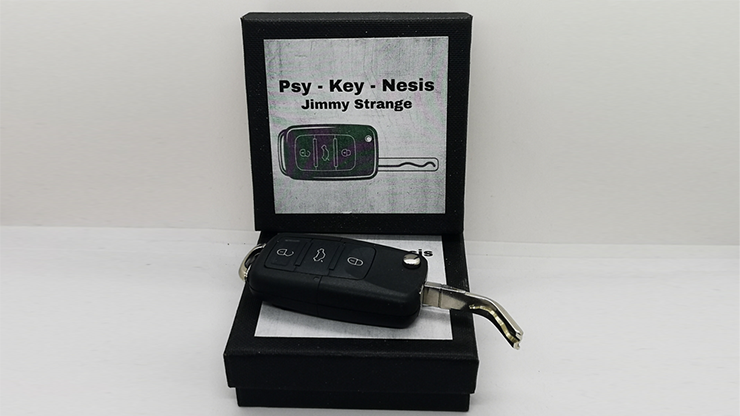 Psy Key Nesis by Jimmy Strange