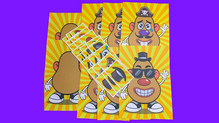 Mr. P / Magic Restored Potato (Pirate) - Magic &
