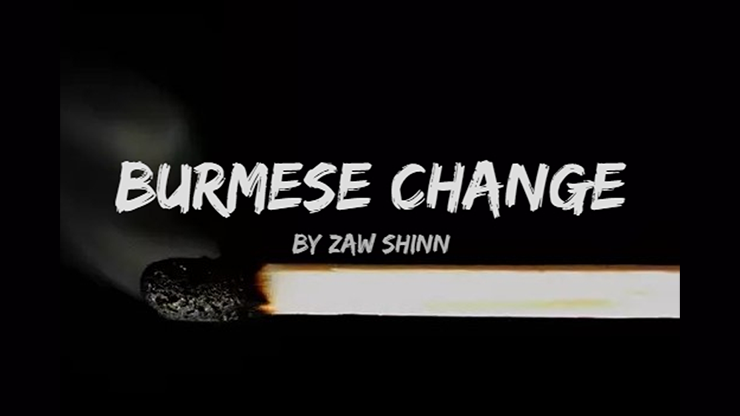 Mario Tarasini presents Burmese Change by Zaw Shinn video DOWNLOAD
