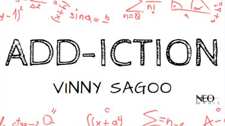 Add-iction by Vinny Sagoo video DOWNLOAD