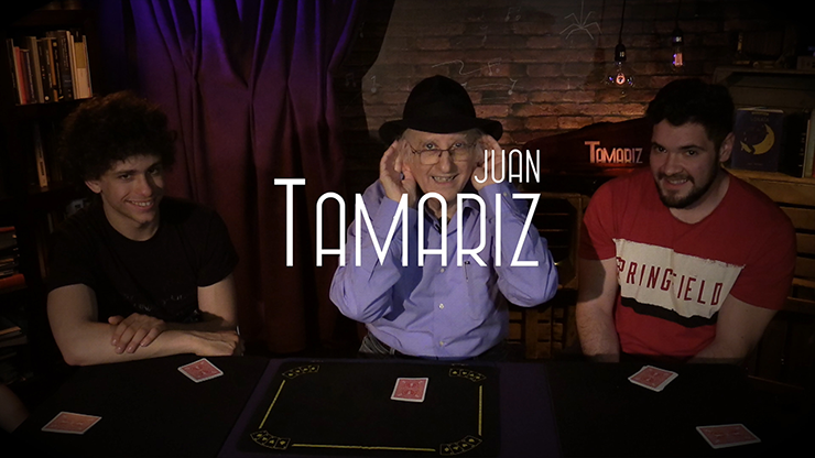 Juan Tamariz Magic From My Heart video DOWNLOAD