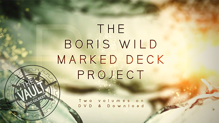 The Vault Boris Wild Marked Deck Project by Boris Wild video DOWNLOAD