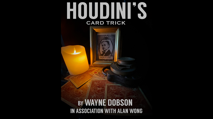 Houdini's Card  - Wayne Dobson and Alan Wong