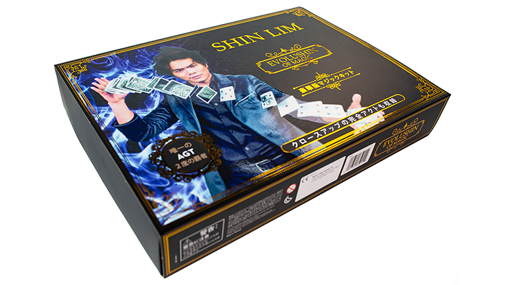 EVOLUSHIN MAGIC SET (JAPAN) - Shin Lim
