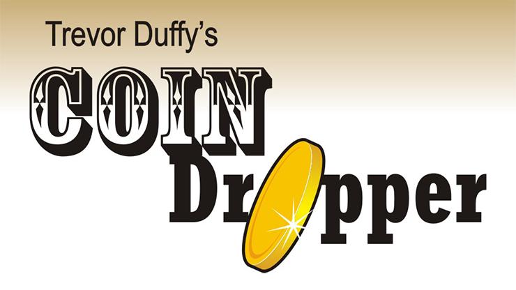 Trevor Duffy's Coin Dropper LEFT HANDED (Half Dollar)