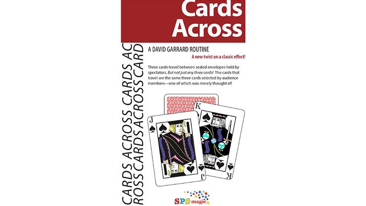 CARDS ACROSS - David Garrard