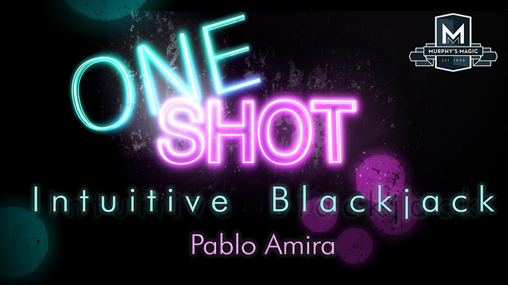 MMS ONE SHOT Intuitive BlackJack by Pablo Amira DOWNLOAD