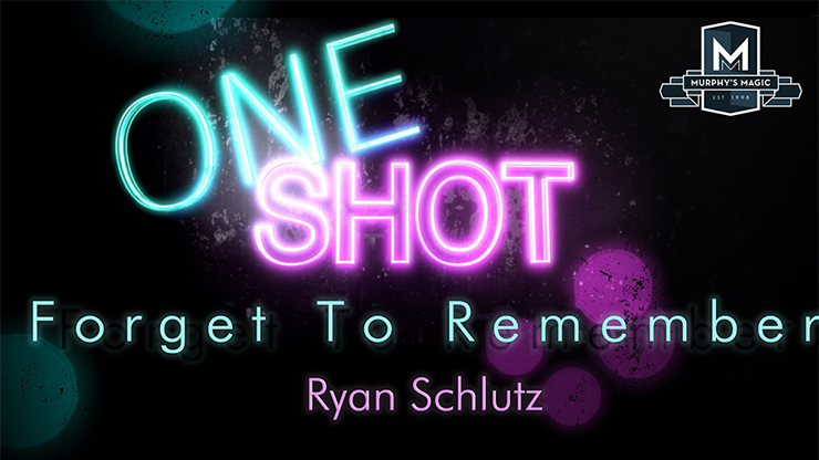 MMS ONE SHOT Forget to Remember by Ryan Schlutz video DOWNLOAD