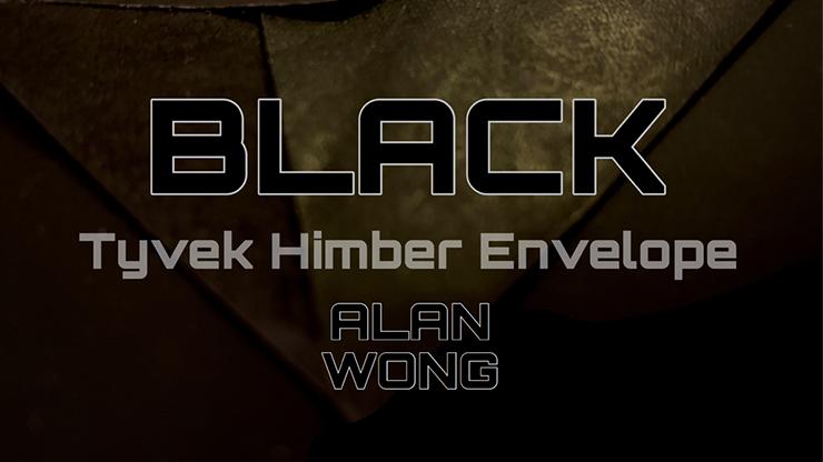 Tyvek Himber Envelopes BLACK (10 pk.) - Alan Wong