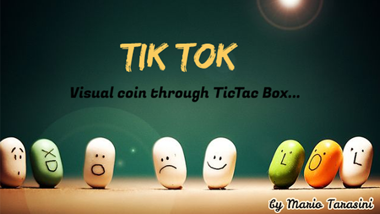 Tik Tok by Mario Tarasini video DOWNLOAD