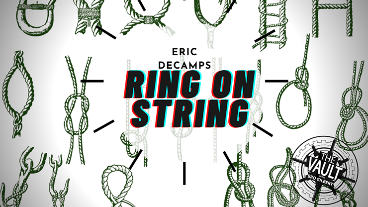 The Vault Ring and String by Eric DeCamps video DOWNLOAD