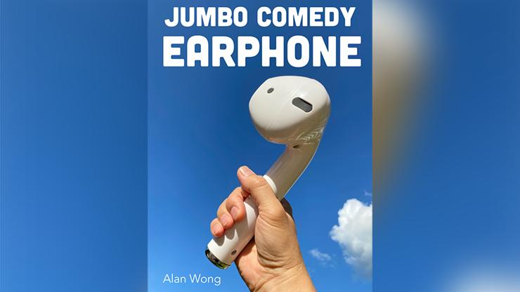 JUMBO COMEDY HEADPHONE - Alan Wong