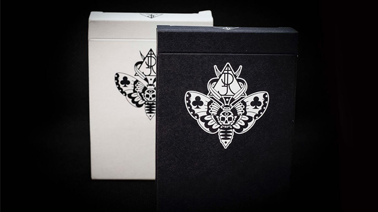 Warrior (Midnight Edition) Playing Cards - RJ