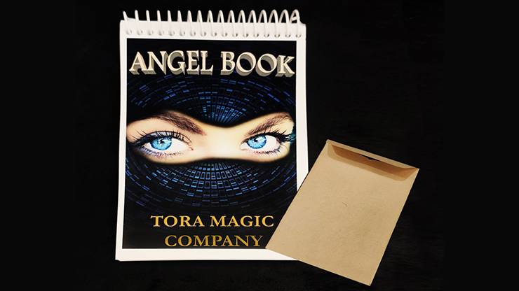 Angel Book by Tora Magic - Trick