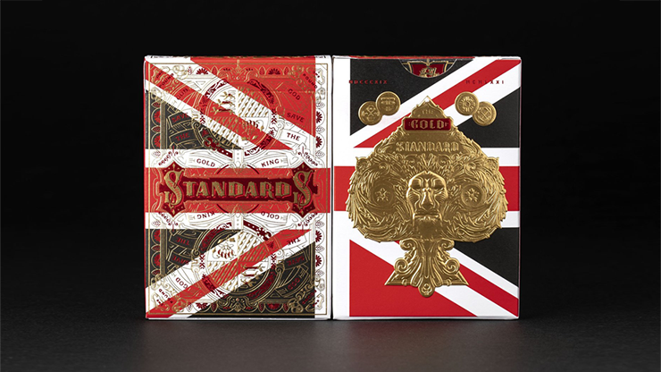 STANDARDS (Flag Edition) Playing Cards - Art of Play
