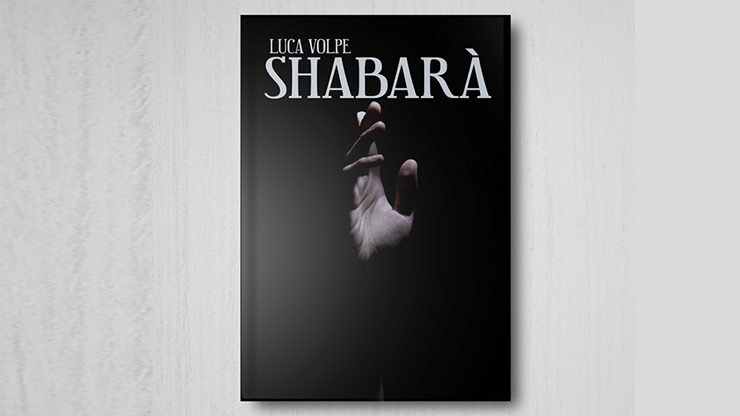 Shabara - Luca Volpe  Book
