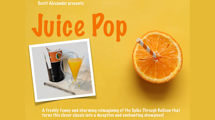 JUICE POP - Scott Alexander